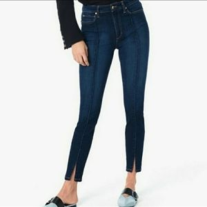 Joe's Flawless High Rise Skinny Ankle Charlie Jean